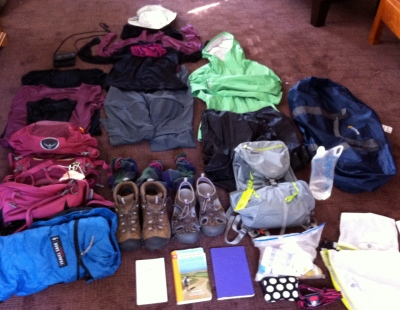 Contents of October Camino 2.0