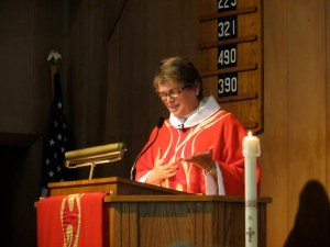 Preaching on Pentecost 2013