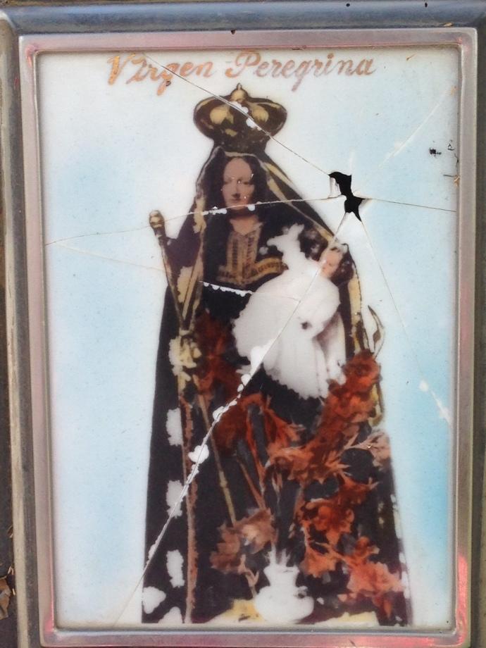 La Virgen Peregrina