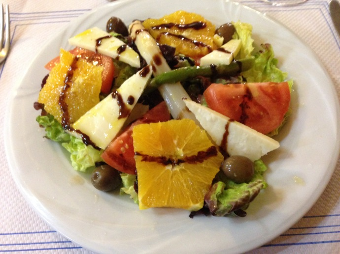 Fancy Ensalada Mixta