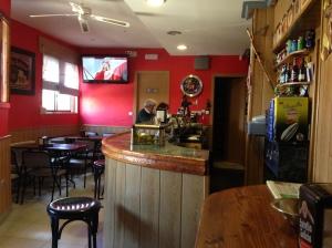 Cafe/Bar La Torre in Arcahueja